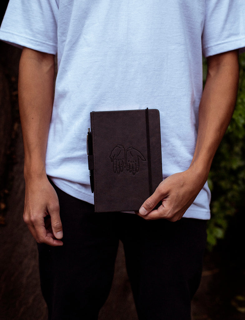 BLACK BOOK NOTEBOOK