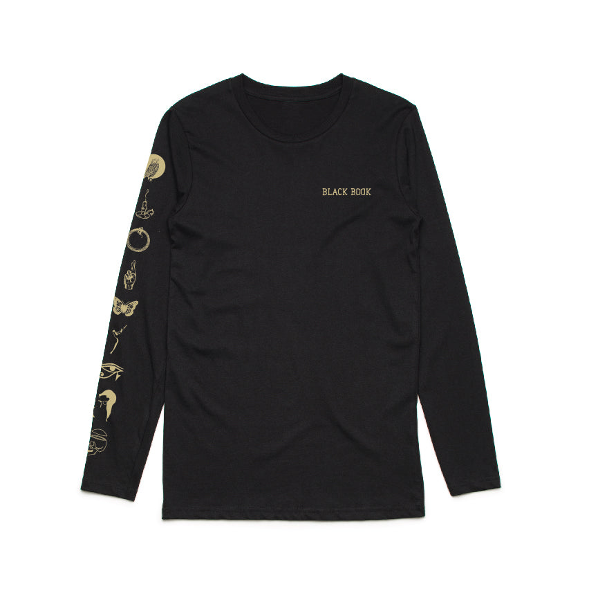SYMBOLS LONG SLEEVE