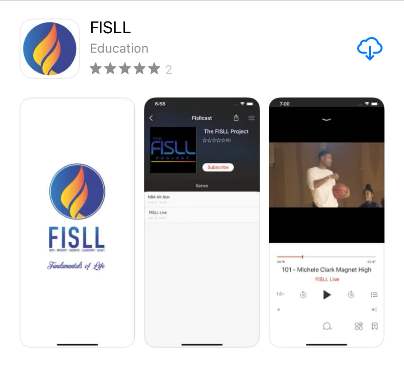FISLL in APP Store