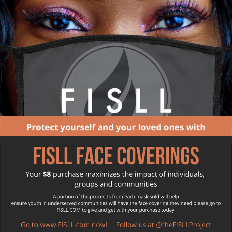 FISLL FACE COVERING
