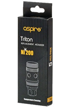 Aspire Triton Nickel Coils