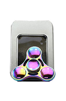 Fidget Spinner Triple Bubble