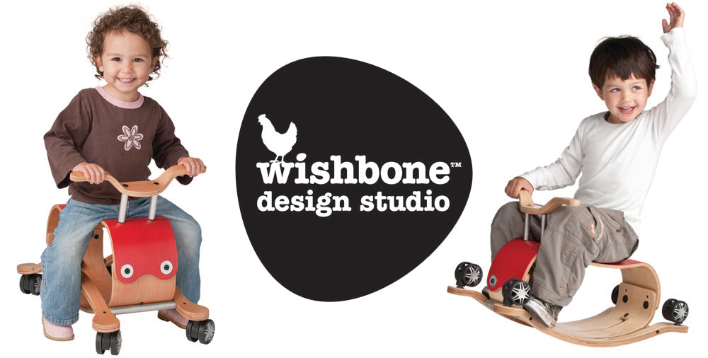 5 Reasons Why The Wishbone Flip Is the Perfect First Ride-On Toy
