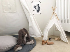 Rainbows & Clover - Kids Toy Teepee 2