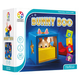 Bunny Boo Single Player Multi Level Logic Puzzle Challenge