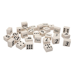 Coko Numbers 1 to 10 Set of 30 Pieces