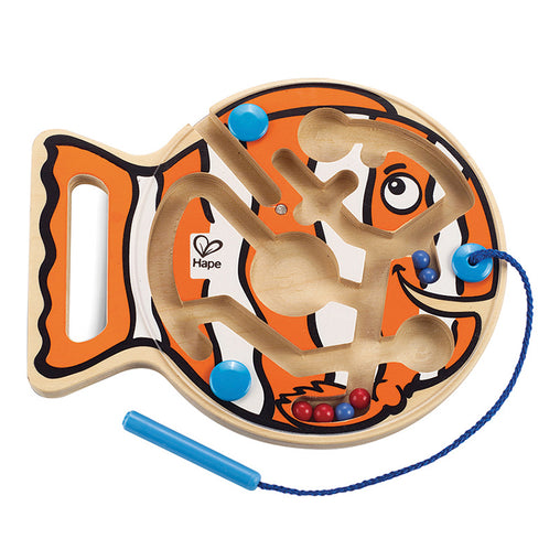 Hape Go Fish Go Magnetic Marble Maze