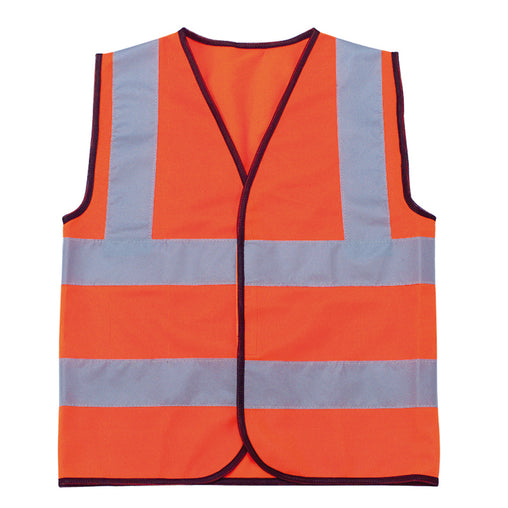 Beleduc Safety Vest for Kids Orange
