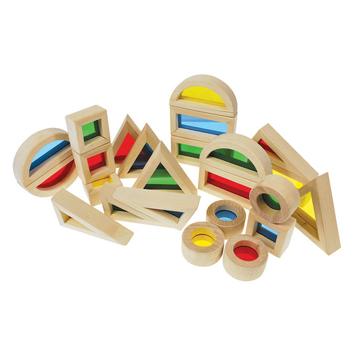 Tickit Rainbow Block Set