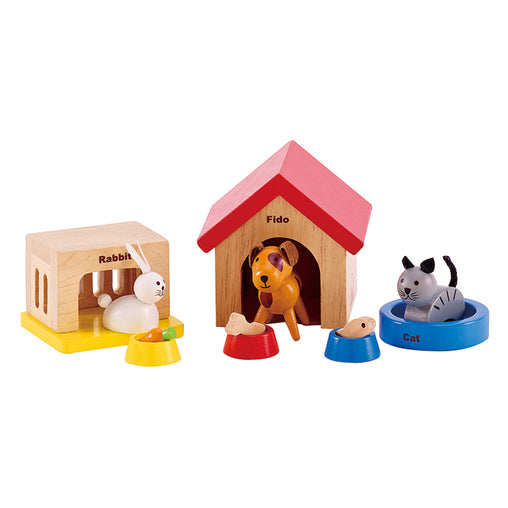 Hape Family Pet Set