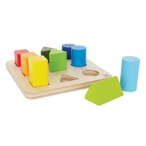 Hape Colour and Shape Sorter