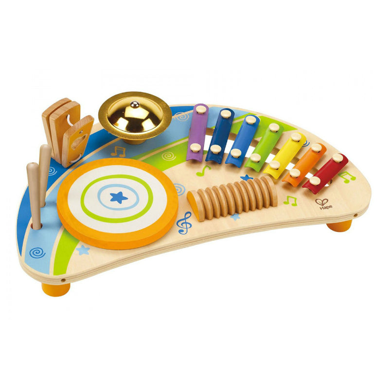 Hape Mighty Mini Band Musical Toy