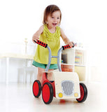 Little Red Rider Ride-On and Walker