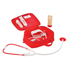 Hape Doctor on Call Playset Contents