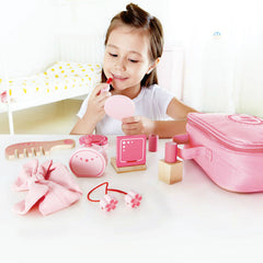 Hape Beauty Belongings Set Girl Playing 2