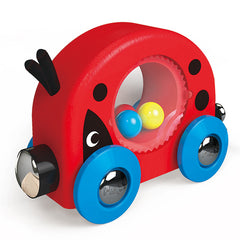 Hape Lucky Ladybug and Friends Train First Carriage