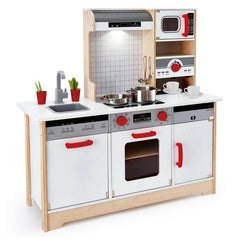 Hape All-in-1 Wooden Role Play Kitchen
