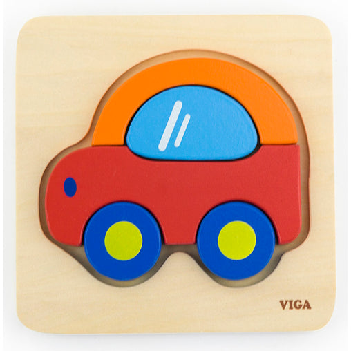 Viga Mini Block Puzzle Car