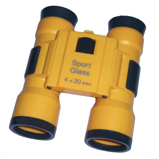 Science & Nature Yellow Safari Binoculars