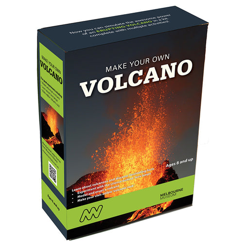 Science & Nature Make Your Own Volcano