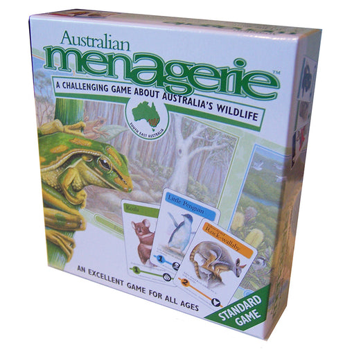 Australian Menagerie Game Box