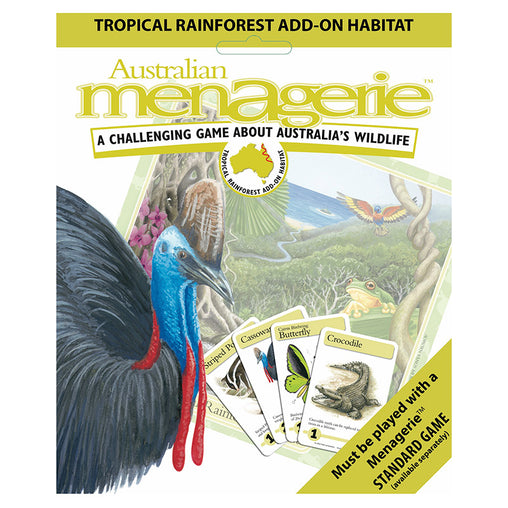 Australian Menagerie - Tropical Rainforest Add-On