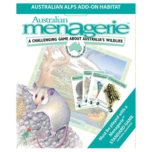 Australian Menagerie - Aussie Alps Add-On