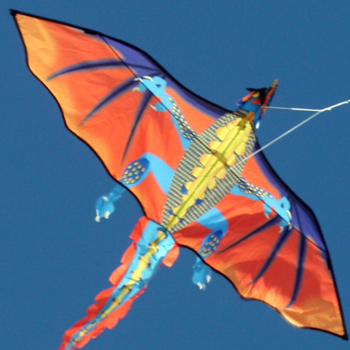 Windspeed Kites Fire Dragon Kite