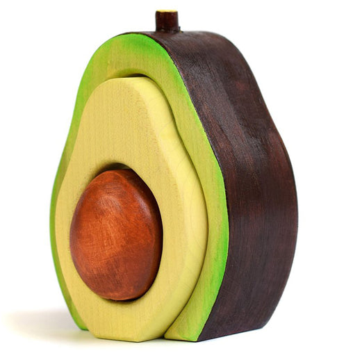 Bumbu Toys Stacking Avocado