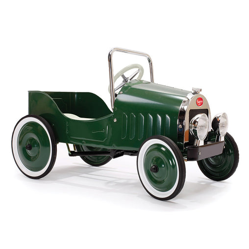 Baghera Pedal Car Green