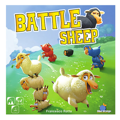 Blue Orange Games Battle Sheep Box