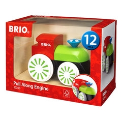 Brio Pull Along Train Packaging