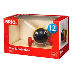 Brio Mini Bumble Bee Pushalong Packaging