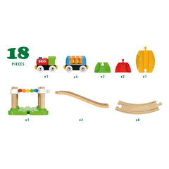Brio My First Railway Beginner Pack 33727 Pieces