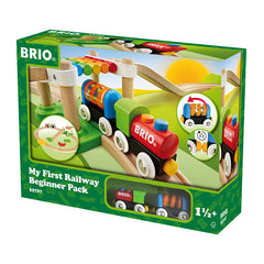 Brio My First Railway Beginner Pack 33727 Packaging