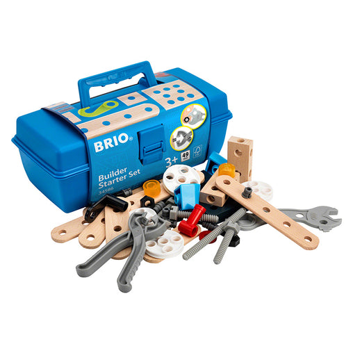 Brio Builder Starter Set 49 Pieces