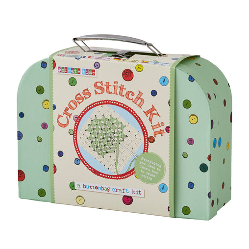 Cross Stitch Kit Suitcase