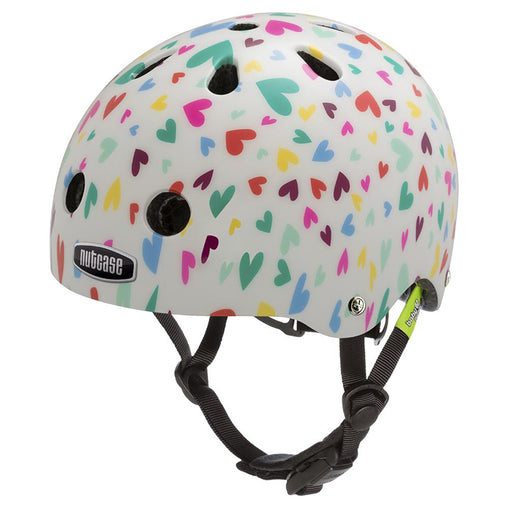 Nutcase Helmets Baby Nutty Happy Hearts Helmet