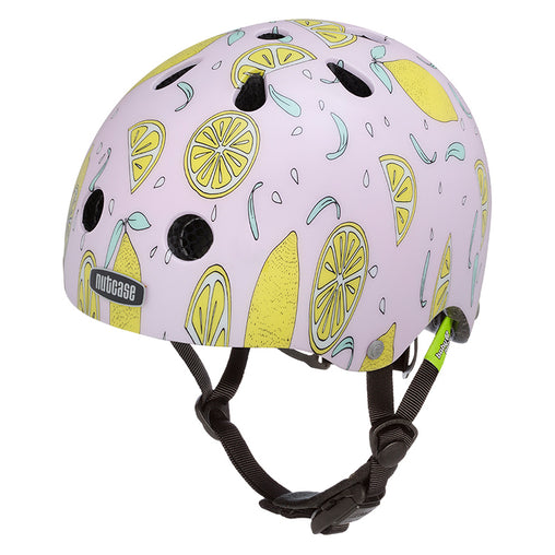 Nutcase Helmets Baby Nutty Head Pink Lemonade