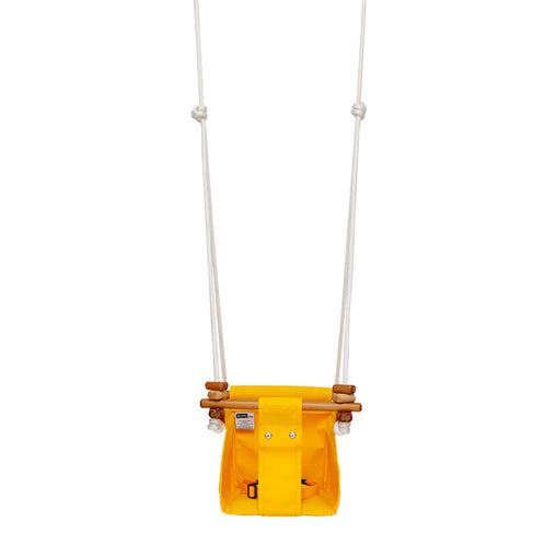 Solvej Baby and Toddler Swing Kowhai Yellow