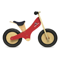 Kinderfeets Balance Bike Red