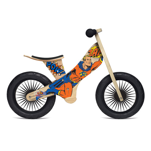 Kinderfeets Balance Bike Superhero