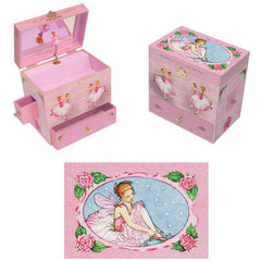 Enchantmints Musical Jewellery Treasure Box Ballerina 3 Images