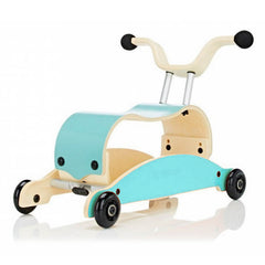Wishbone Mini-Flip Mix & Match Aqua Blue Base 5124