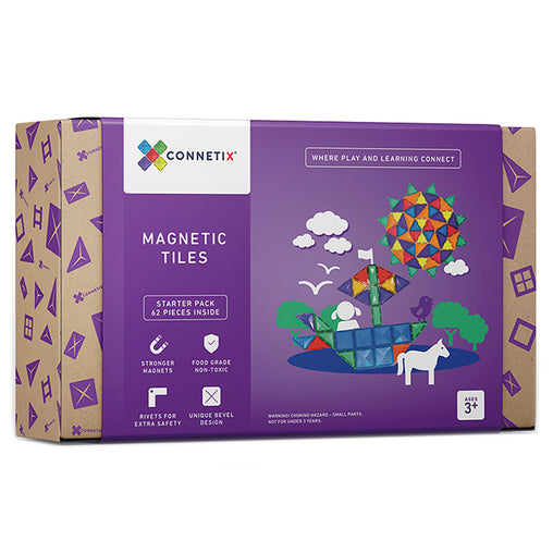Connetix 62 Piece Set Box