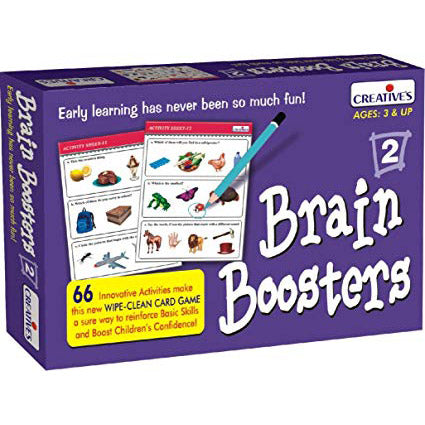 Creatives Brain Boosters Early Learning Game 2