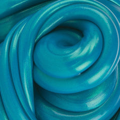 Crazy Aarons Thinking Putty Mini Tin Electric Teal Swirl