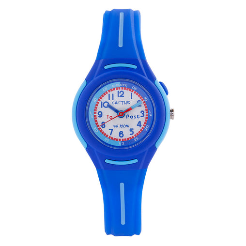 Cactus Watches Time Teacher Blue 100m Watch
