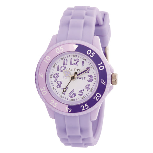 Cactus Watch 30m Teach Dial Purple (CAC-77-M09)