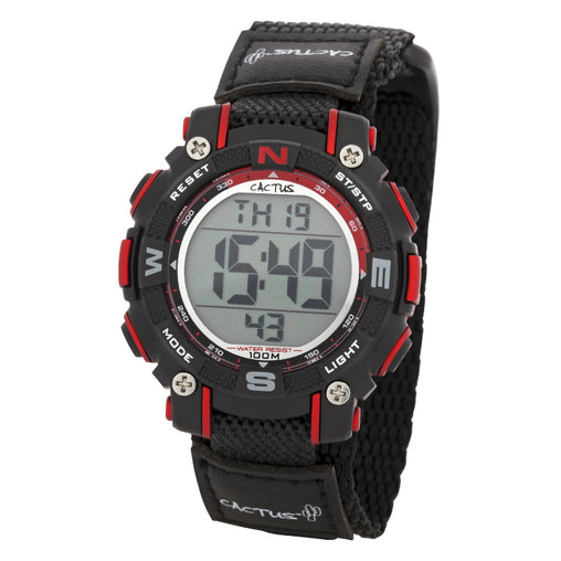 Cactus Watch 100m Robust Digital (CAC-104-M01)
